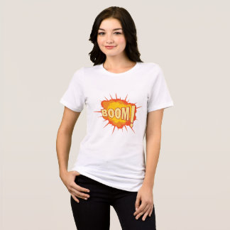 Camiseta O Bella das mulheres+T-shirt das canvas com