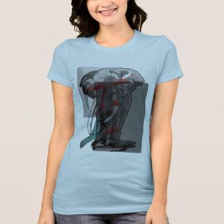 Camiseta O Bella das mulheres+T-shirt favorito do jérsei