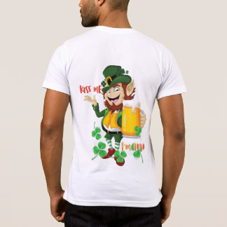 Camiseta O Bella dos homens+T-shirt do bolso das canvas