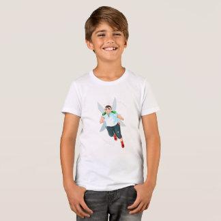 Camiseta O Bella dos miúdos de Bubba+T-shirt do grupo das