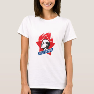 Camiseta o bereit do seid - seja preparado