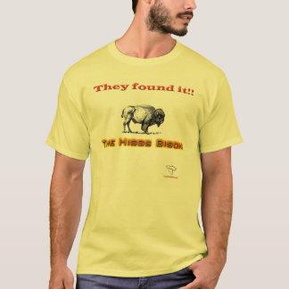 Camiseta O bisonte de Higgs