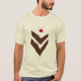 Camiseta O bolo
