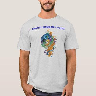 Camiseta O branco de Phoenix, PHOENIX INTEGROU SISTEMAS