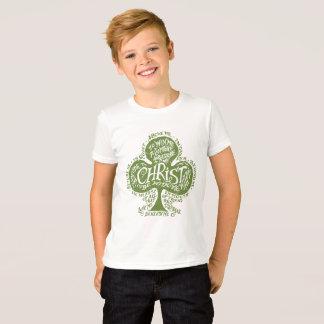 Camiseta O Breastplate de Patrick de santo