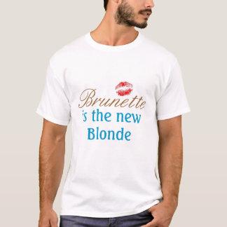 Camiseta O Brunette é o louro novo