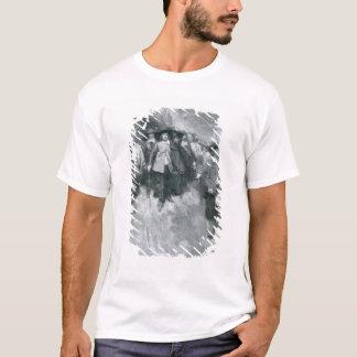 Camiseta O Burning de Jamestown