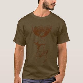 Camiseta O café é a cor
