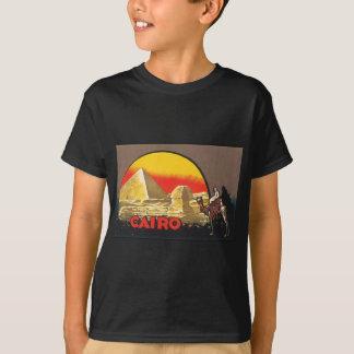 Camiseta O Cairo