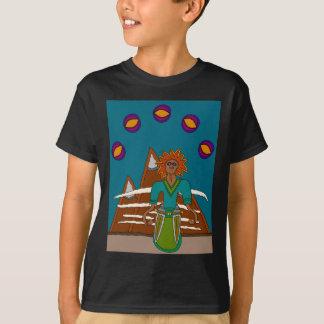 Camiseta O caminhante do céu