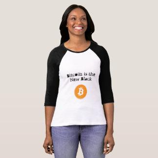 Camiseta O Camiseta-Bitcoin das mulheres de Bitcoin é o