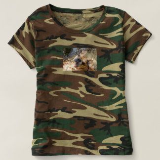 "Camiseta O Camo ""Mac"" T de Ladie"