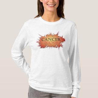 Camiseta O cancer suga