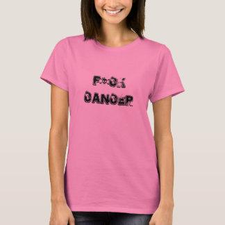 Camiseta O cancer suga… faz uma indicação CORAJOSA!