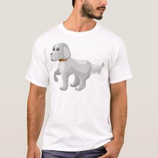 Camiseta O cão dá a pata