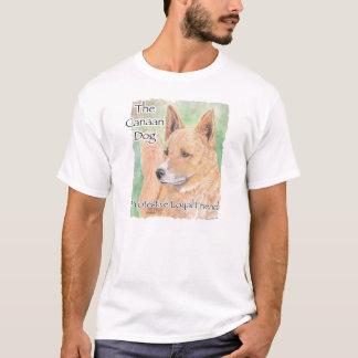 Camiseta O cão de Canaan