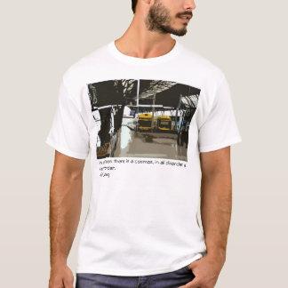 Camiseta O caos/ordem toma 2