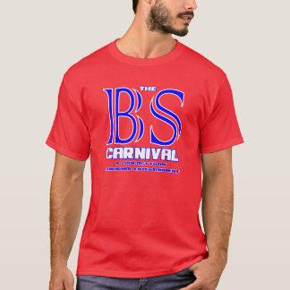 Camiseta O carnaval das BS