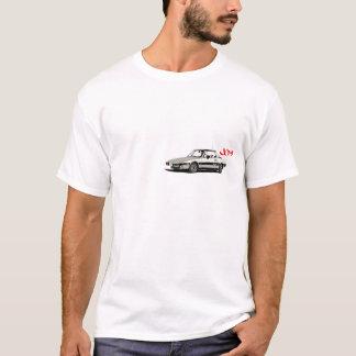 Camiseta O carro de esportes X1/9