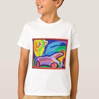 Camiseta O carro de Frankie
