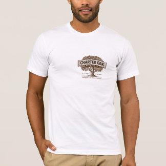 Camiseta O carvalho da carta patente toda a cerveja