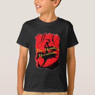Camiseta O cavaleiro decapitado