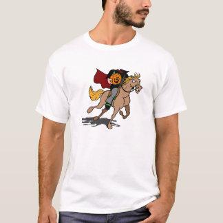 Camiseta O cavaleiro decapitado monta outra vez