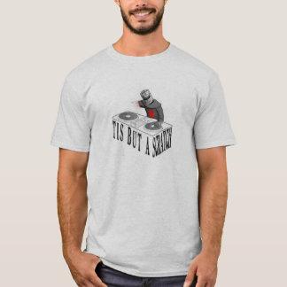 Camiseta O cavaleiro preto