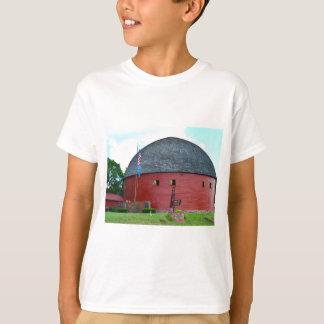 Camiseta O celeiro redondo do Arcadia