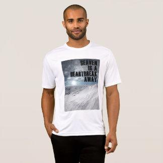 Camiseta o céu dos yuyass é um t-shirt ausente do desgosto