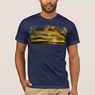 Camiseta O céu havaiano projeta o original mim
