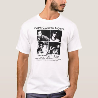 Camiseta O chifre 1.9.10 do Capricórnio