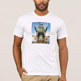 Camiseta O chinês de Grauman do bulevar de Hollywood