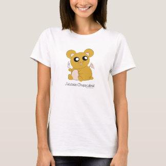 Camiseta O Chupacabra fez o -Womens