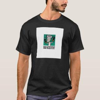 Camiseta o cientista louco yeah