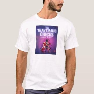 Camiseta O circo de viagem