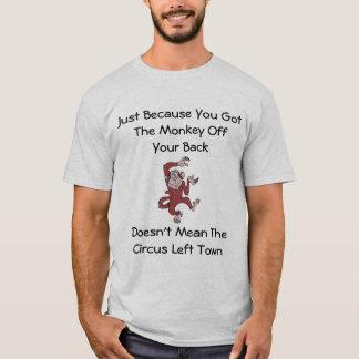 Camiseta O circo é ainda aqui