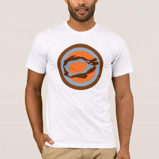 Camiseta O círculo de Turducken