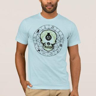 Camiseta O círculo do alquimista