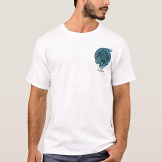 Camiseta O clã de Davidson Crest