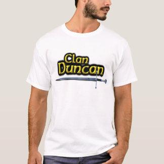 Camiseta O clã Duncan inspirou Scottish