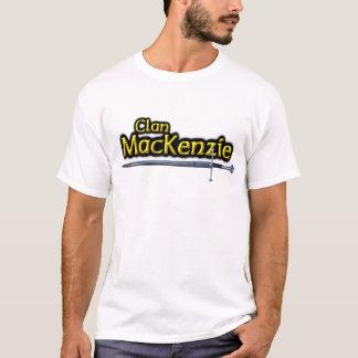 Camiseta O clã MacKenzie inspirou Scottish