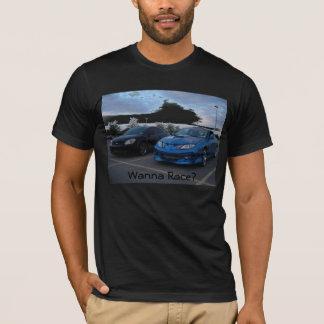 Camiseta O cobalto de Chevy e os Cavalier de Chevy querem