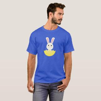 Camiseta O coelhinho da Páscoa mim