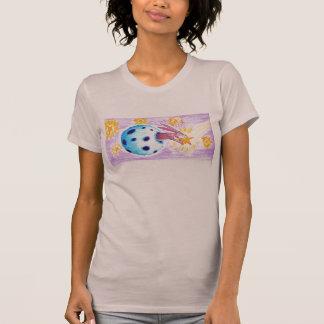 Camiseta O coelho da lua Munches estrelas