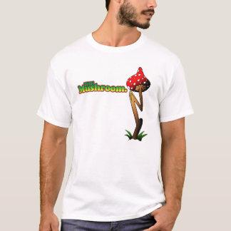 Camiseta O cogumelo