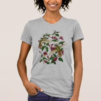 Camiseta O colibri e o Fuschia de Allan