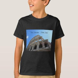 Camiseta O Colosseum em Roma, Italia
