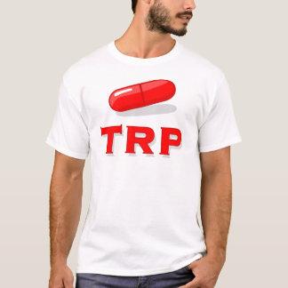 Camiseta O comprimido vermelho