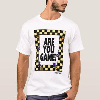 Camiseta O conselho 2 do jogo